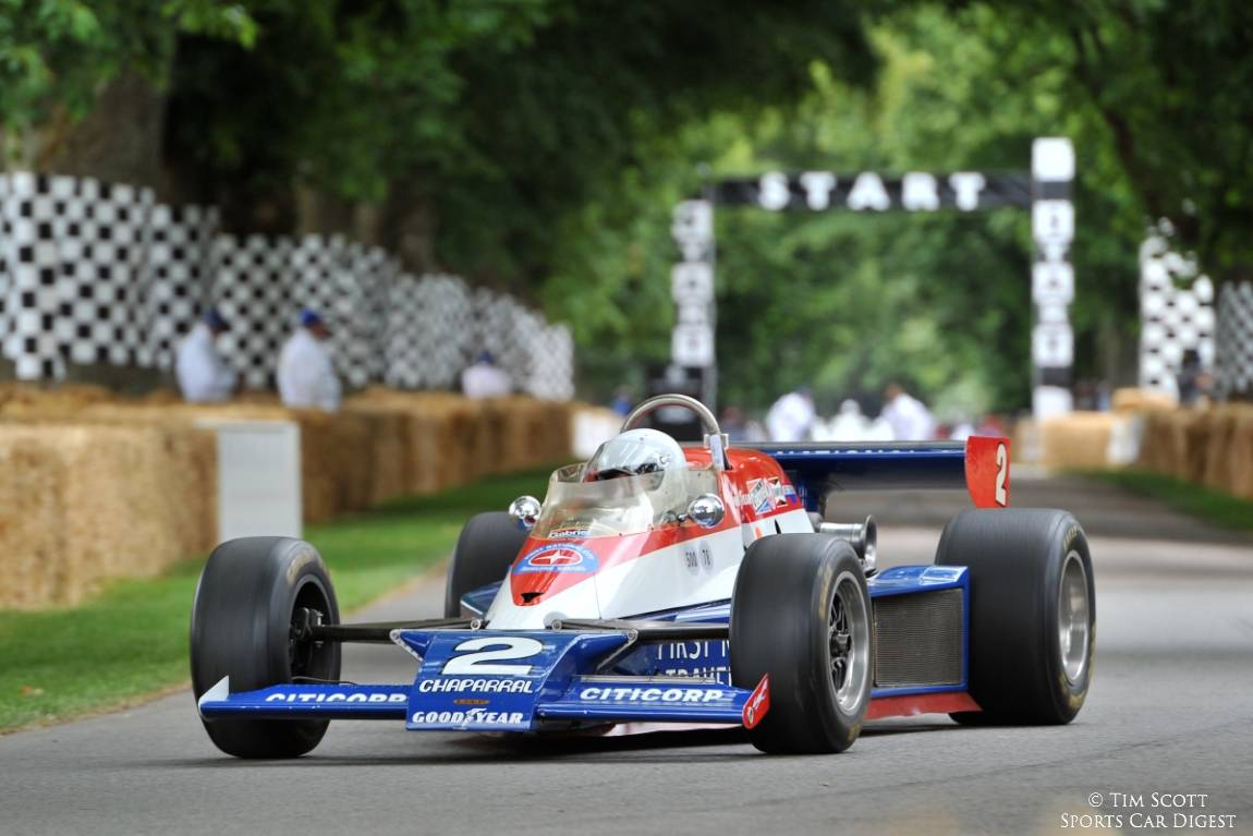 Lola T500 Indy Car