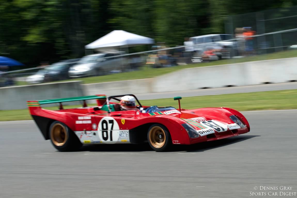 Steven Read's 1972 Ferrari 312PB