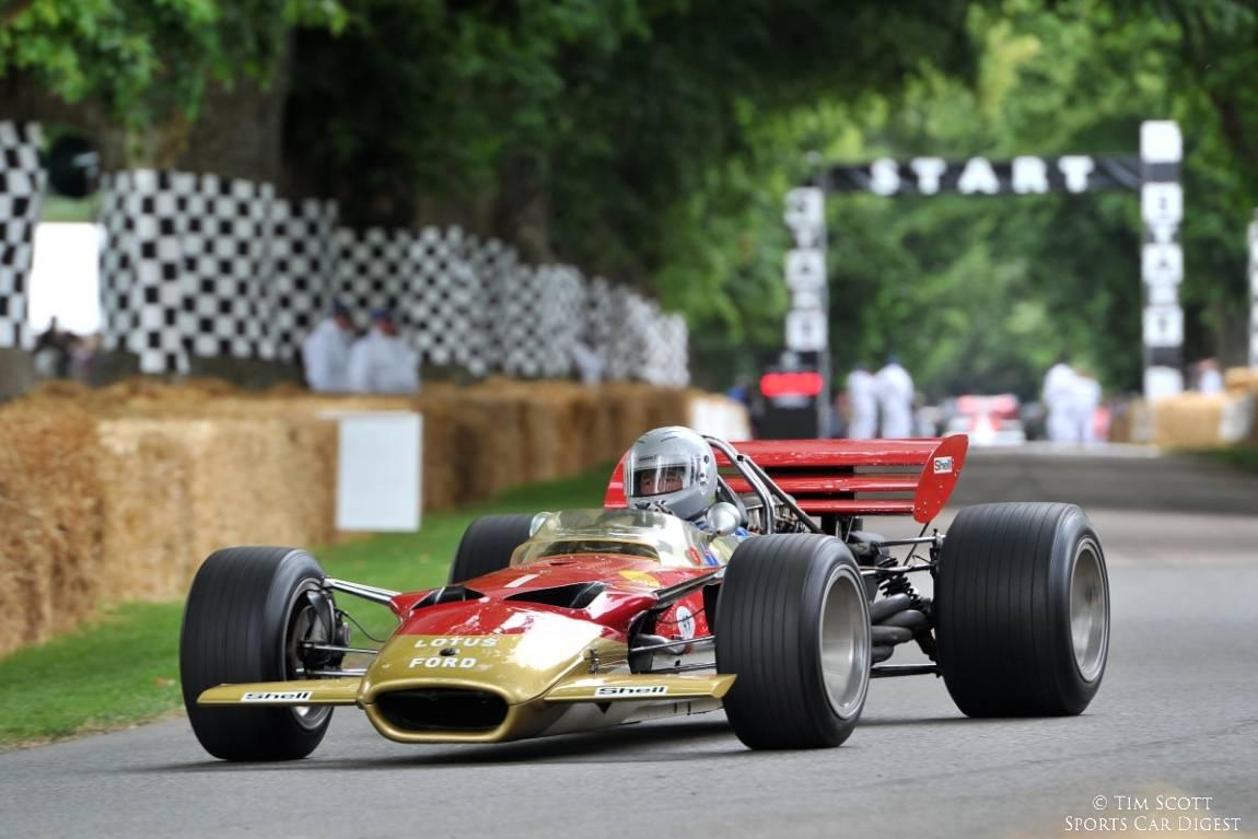 Lotus-Cosworth 49B