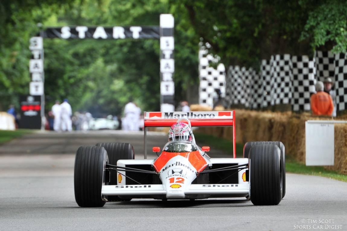 1984 McLaren MP4/2