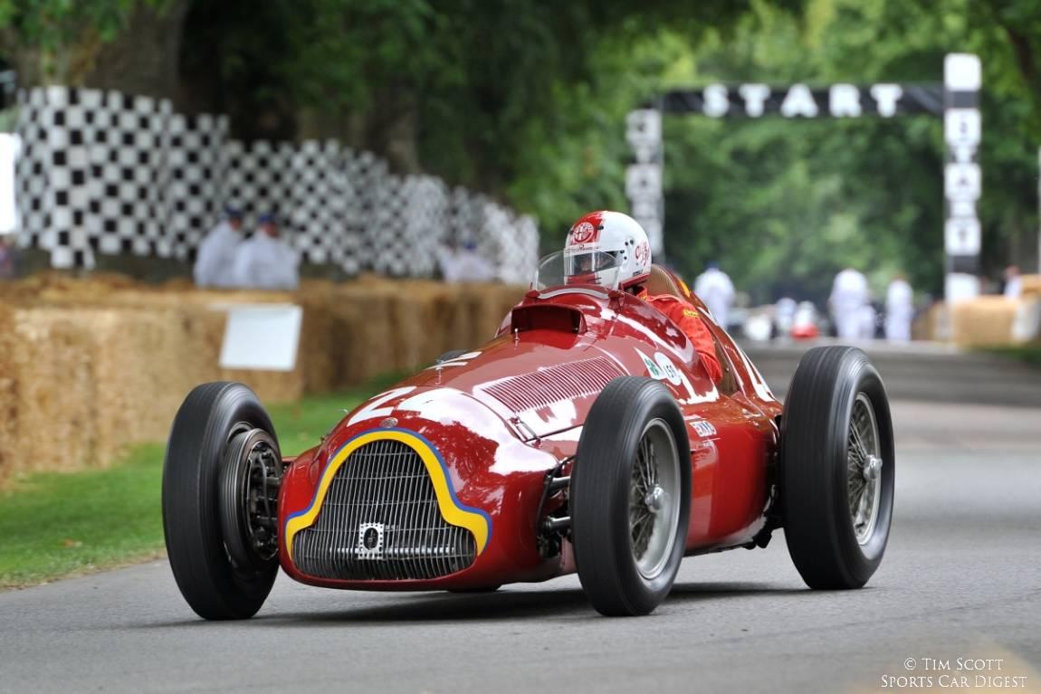 1951 Alfa Romeo Gran Premio Tipo 159 Alfetta