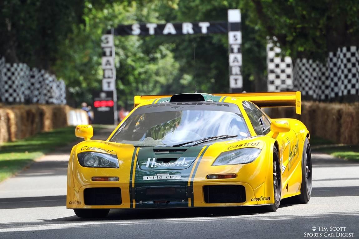 Harrods McLaren F1 GTR