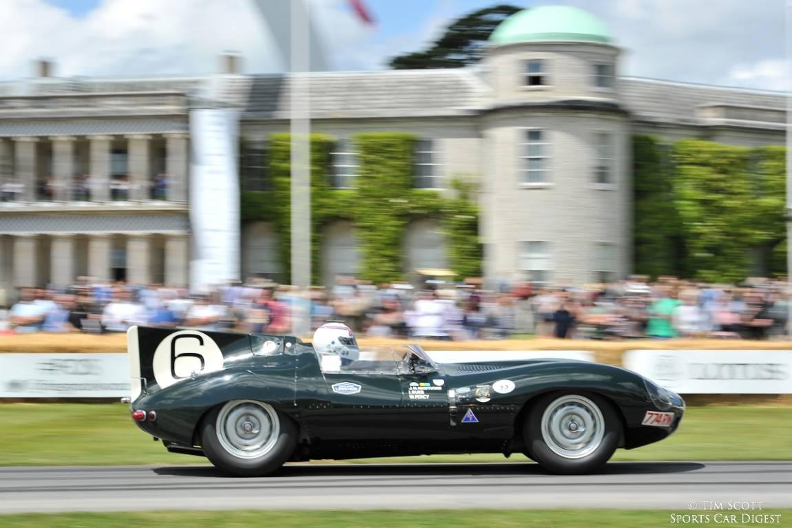 Jaguar D-type 'long-nose'