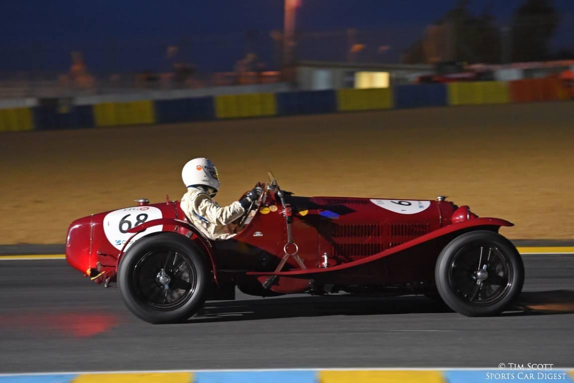 1935 Alfa Romeo 8C Monza