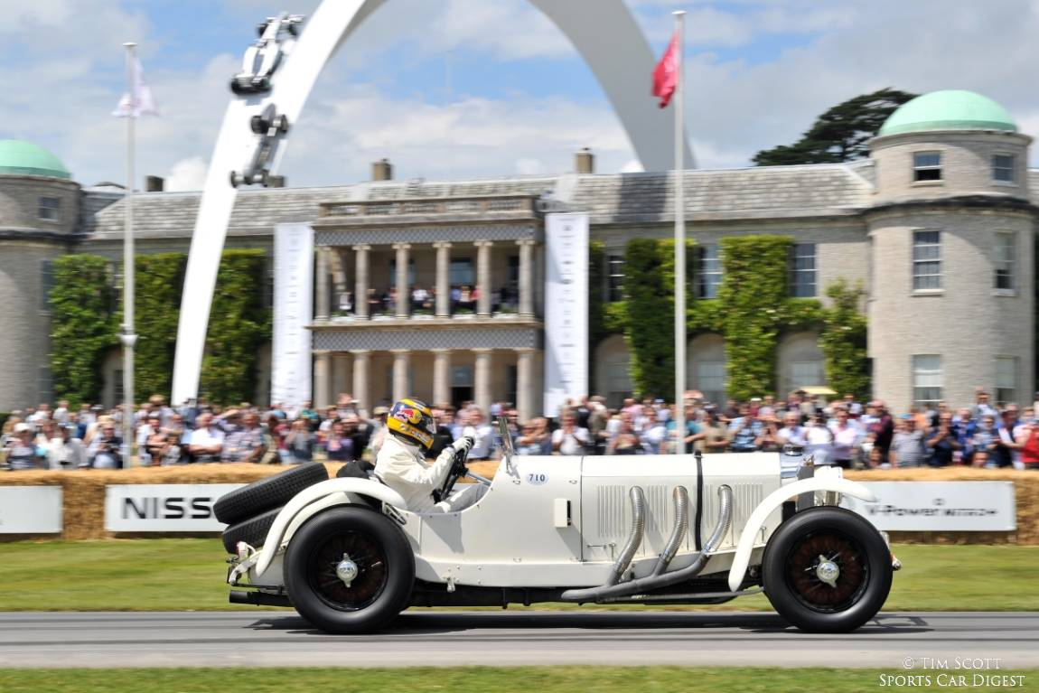 1928 Mercedes-Benz SSK