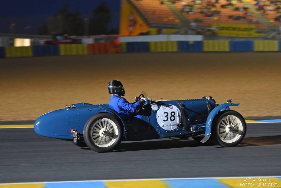 1935 Riley Sprite TT