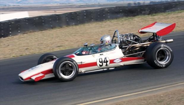 1970 McLaren M10B F5000