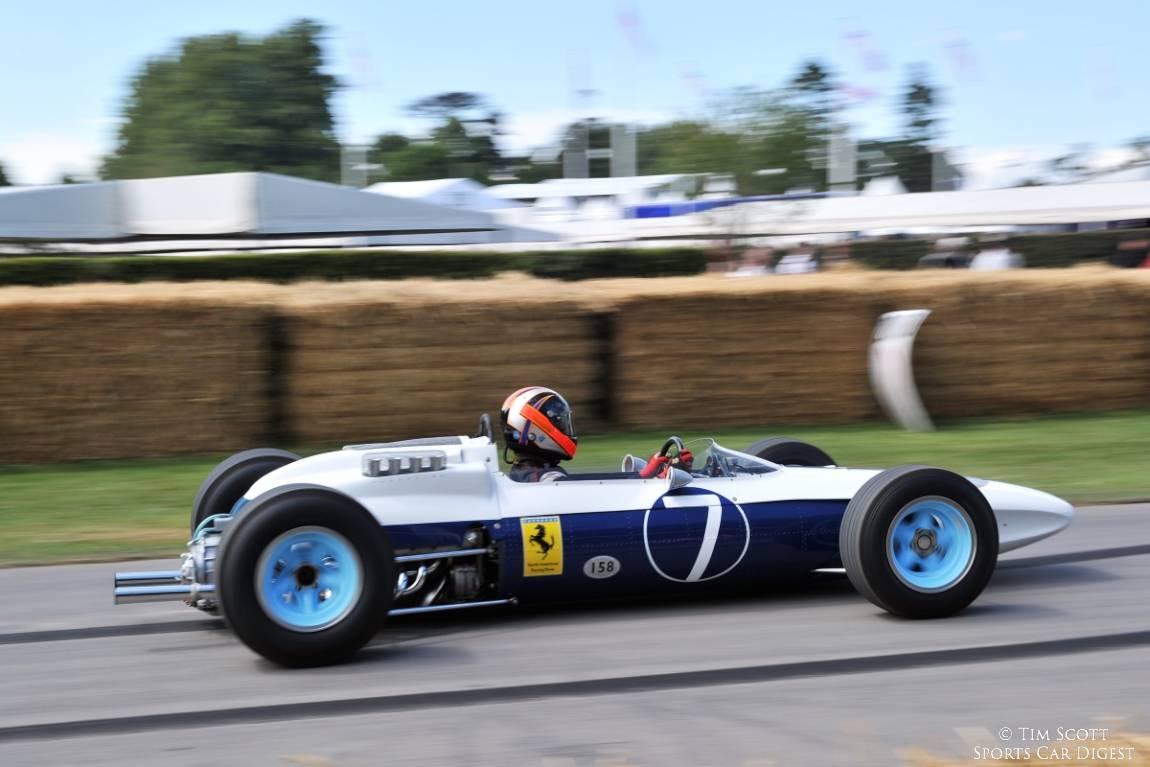 Ex-John Surtees Ferrari 158 F1