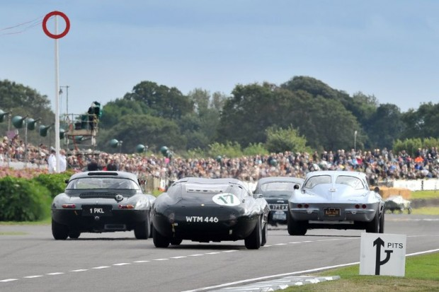 Lister Jaguar Coupe follows the Jaguar E-Type, Chevrolet Corvette and Aston Martin DB4 GT