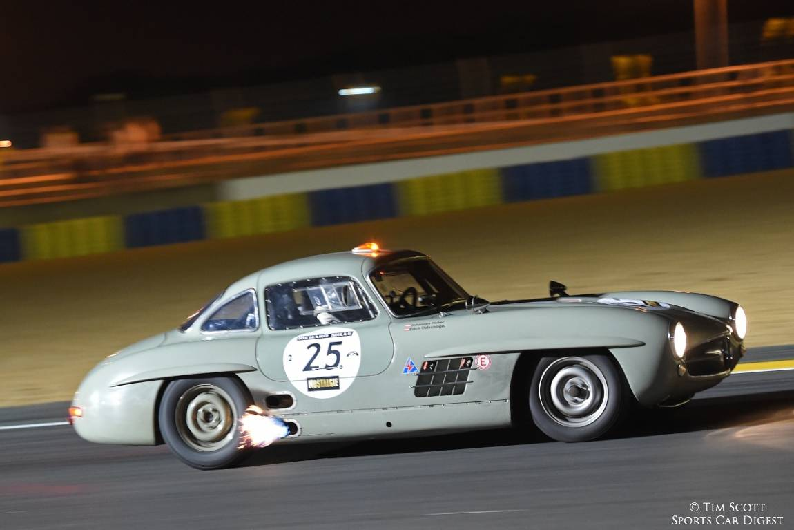Le mans classic 2014 1949 to 1959 photos results report for Mercedes benz race