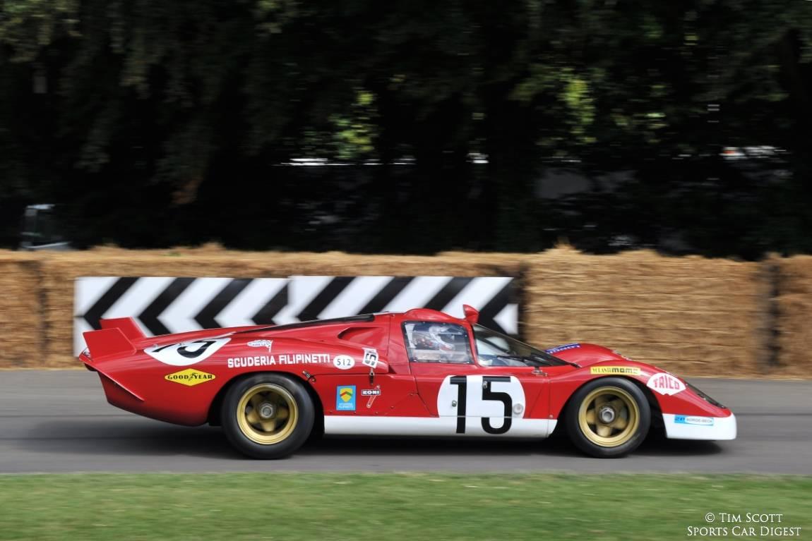 1970 Ferrari 512 S Coda Lunga