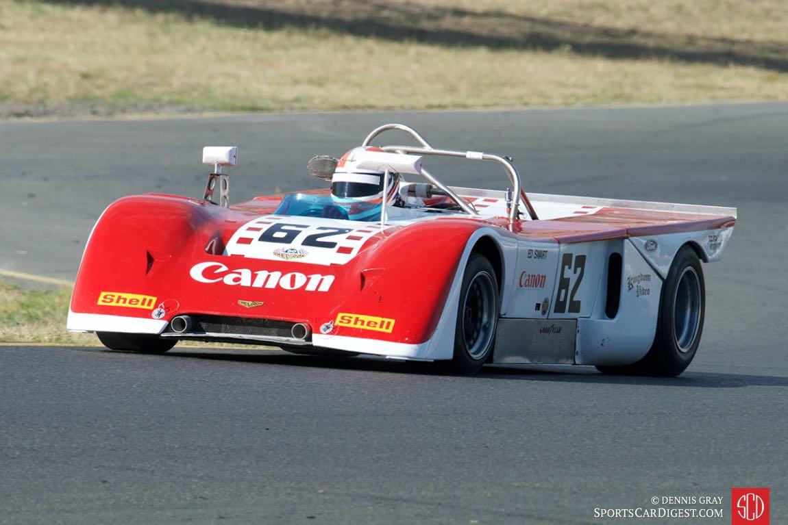 Ed Swart's 1971 Chevron B19