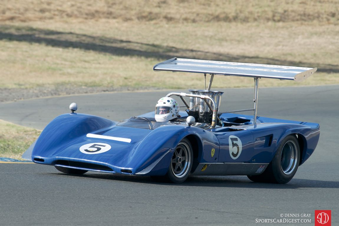 Jim Gallucci's 1970 Lola T163