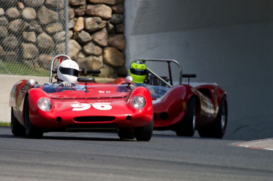 Jim Roth's Lotus 23.