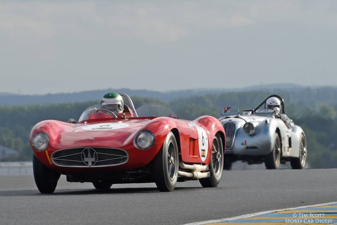 Le Mans Classic 2014 1949 To 1956 Race Report And Photos