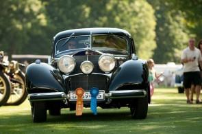 1938 Mercedes-Benz 540 K Autobahnkurier
