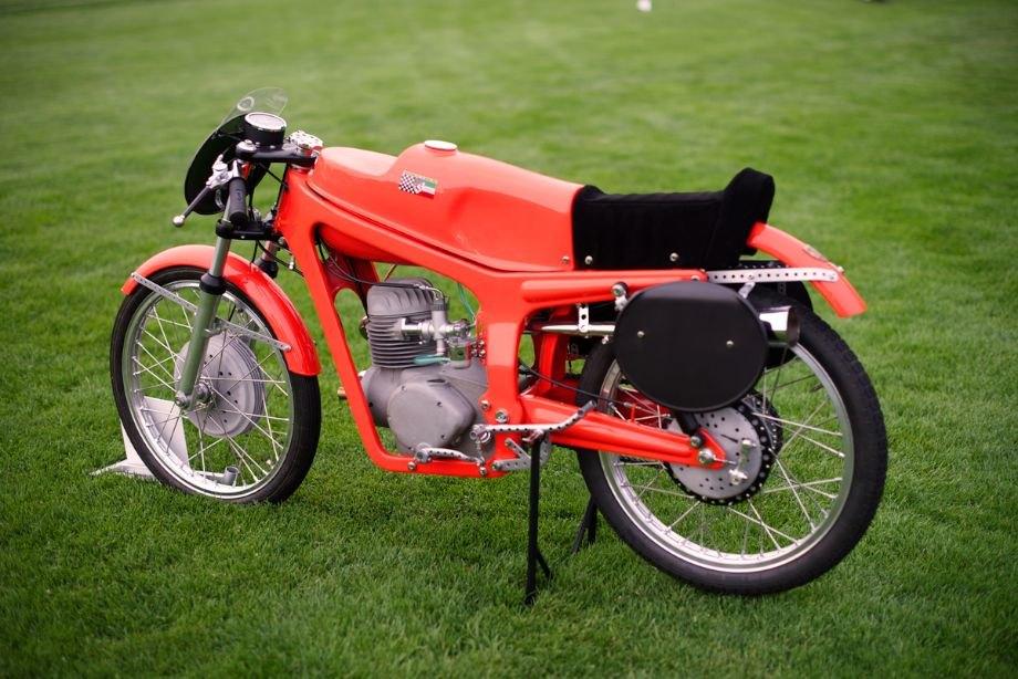 1956 75cc Caproni Trento Corsa
