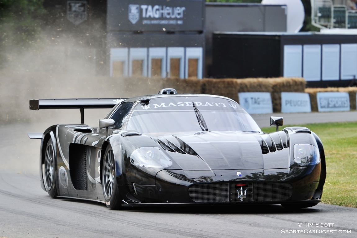 Maserati MC12 'Goodwood Cent 100'