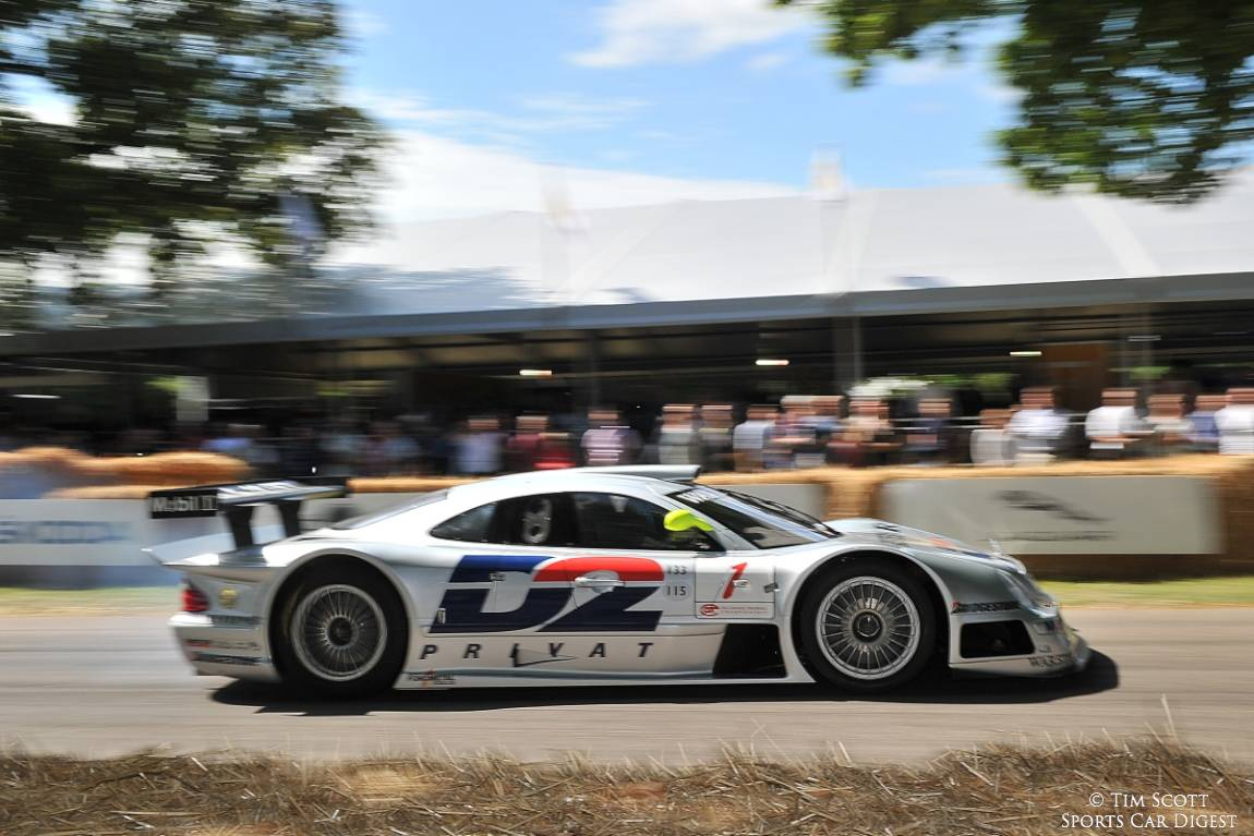 1998 Mercedes-Benz CLK LM