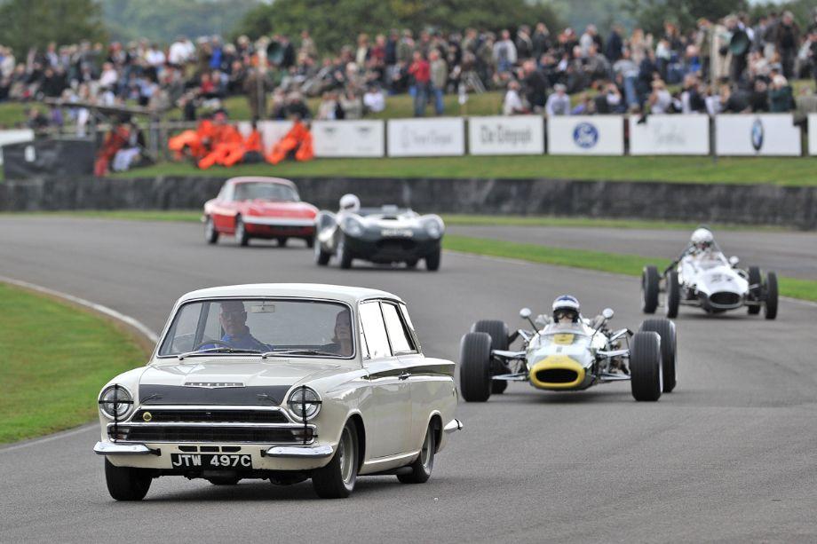 Ex-Team Lotus Cortina
