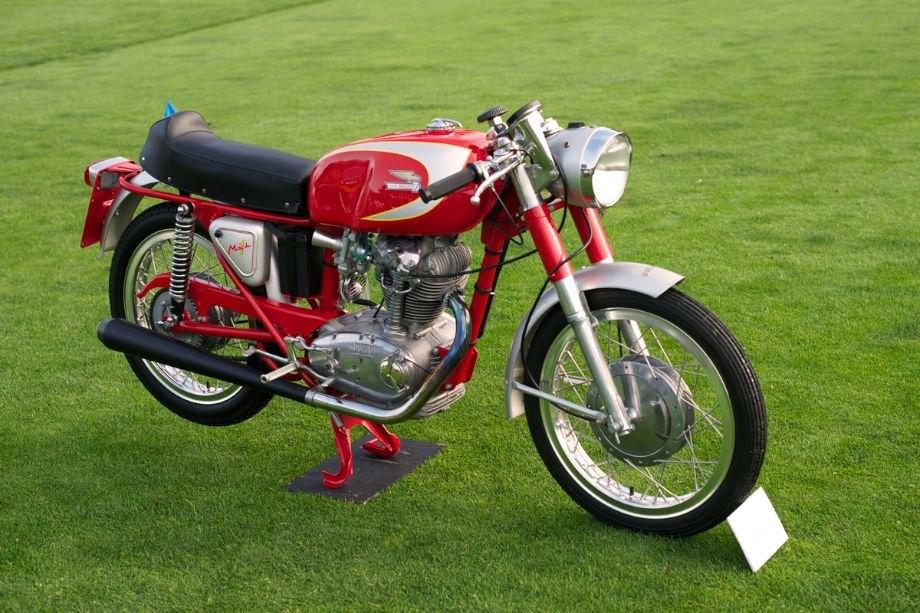 1965 Ducati Mach 1