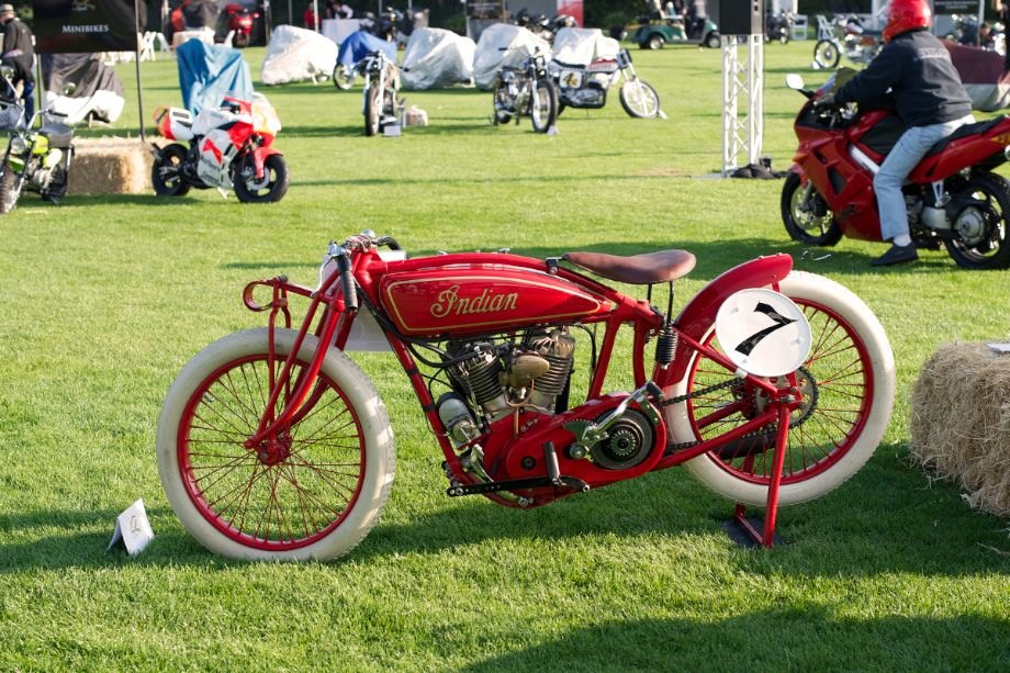 1921 Indian 'The Harley Eater'