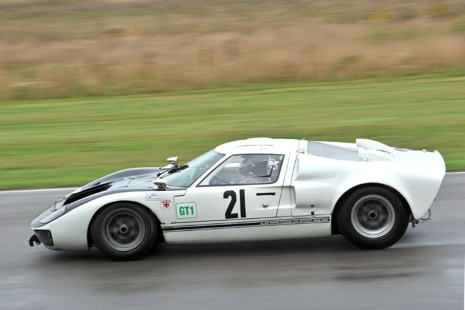 Alan Mann Racing Ford GT40