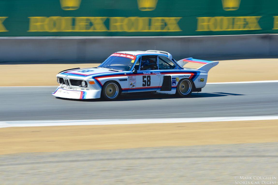Henry Schmitt's 1974 BMW CSL