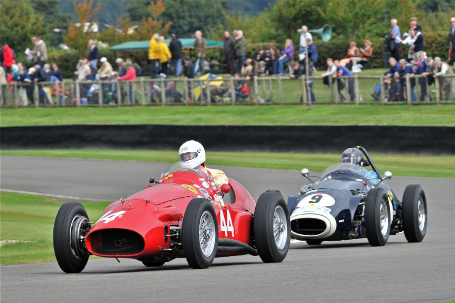 Ferrari 500/625A and Connaught B-Type