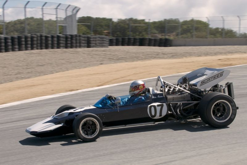Lotus-Climax 16 and Scarab F1