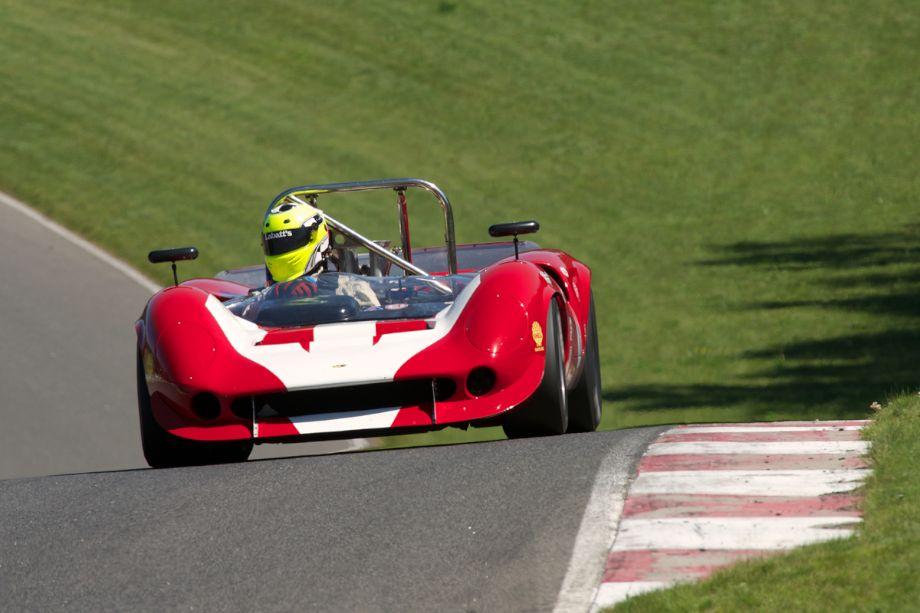 Robert Blaine's 1967 Lola T70.