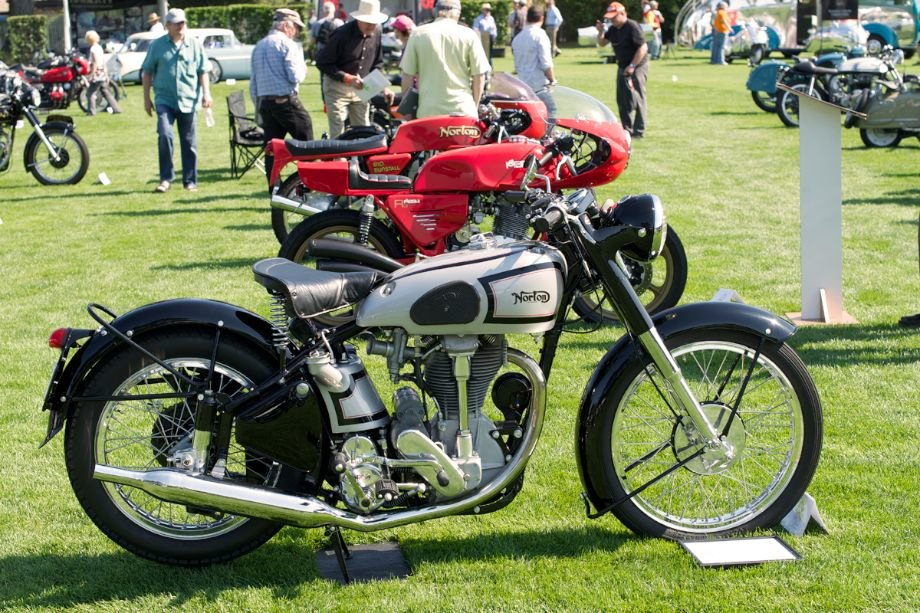 1952 Norton International