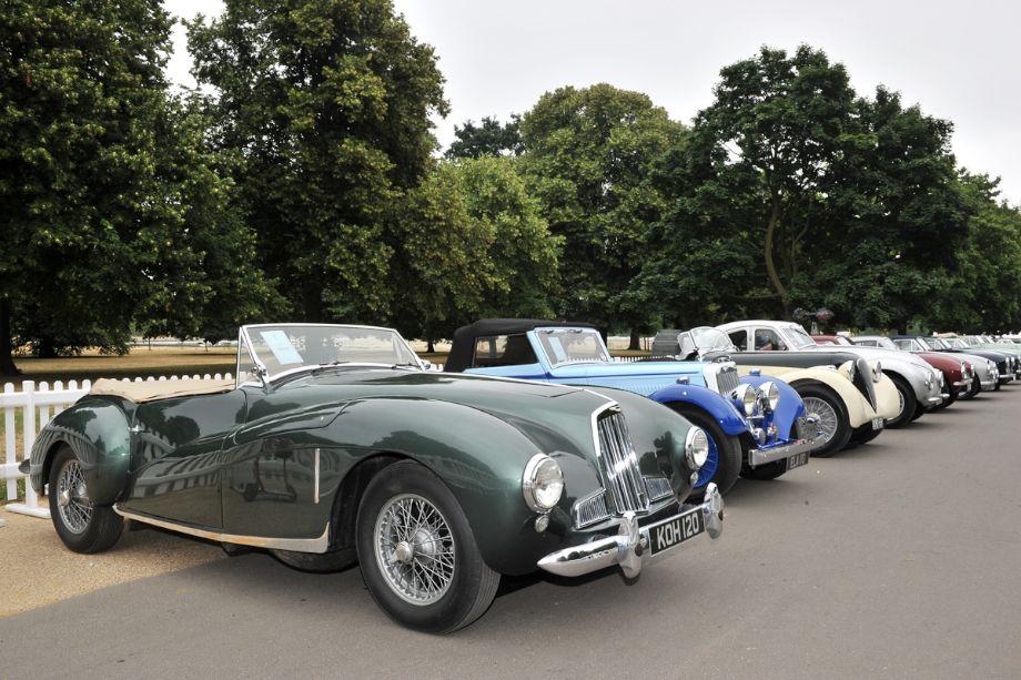 Aston Martin 2-Litre Sports