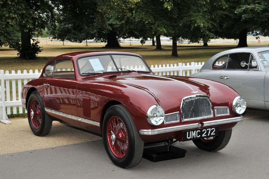 1949 Aston Martin DB2 Prototype, David Brown's personal car
