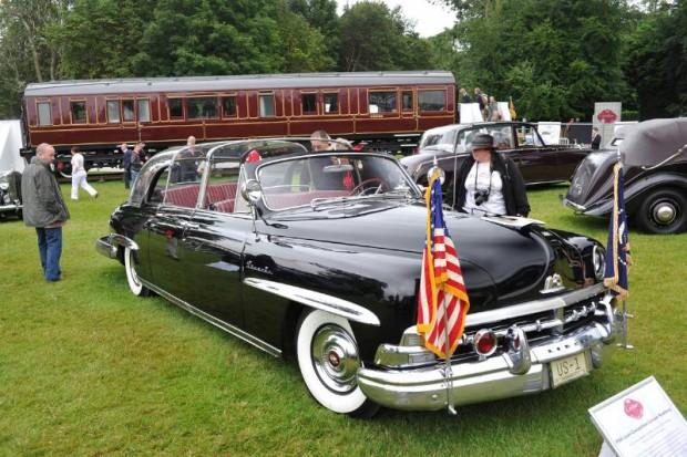 1950 Lincoln Cosmopolitan Bubble Top Limousine