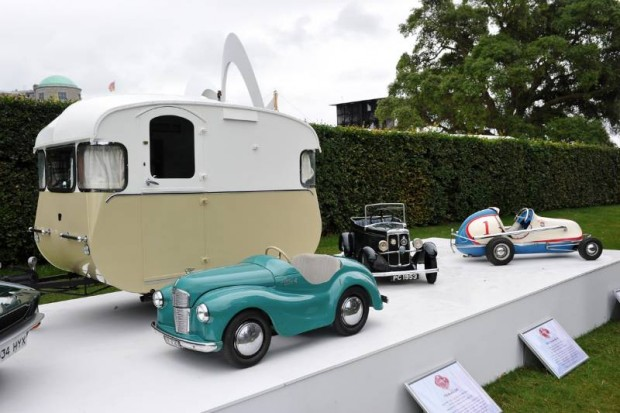 Royal Household toy cars