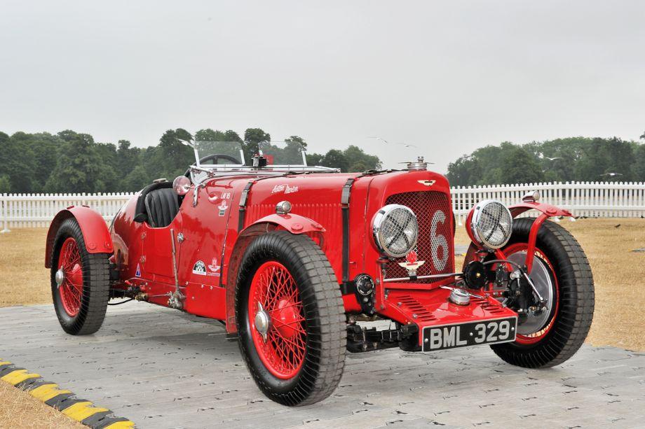 1934 Aston Martin Ulster LM16