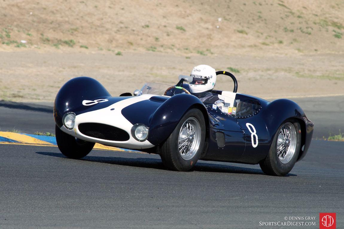 Jeffrey ONeill - 1960 Maserati TIPO Birdcage.