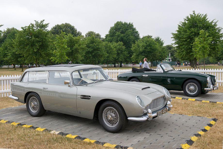 Aston Martin DB5 Shooting Brake