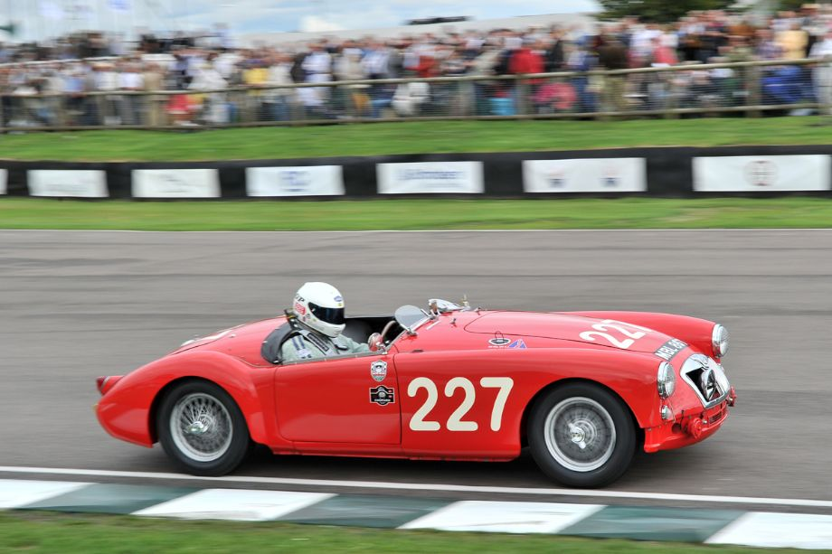 MG A 'Mille Miglia' Roadster