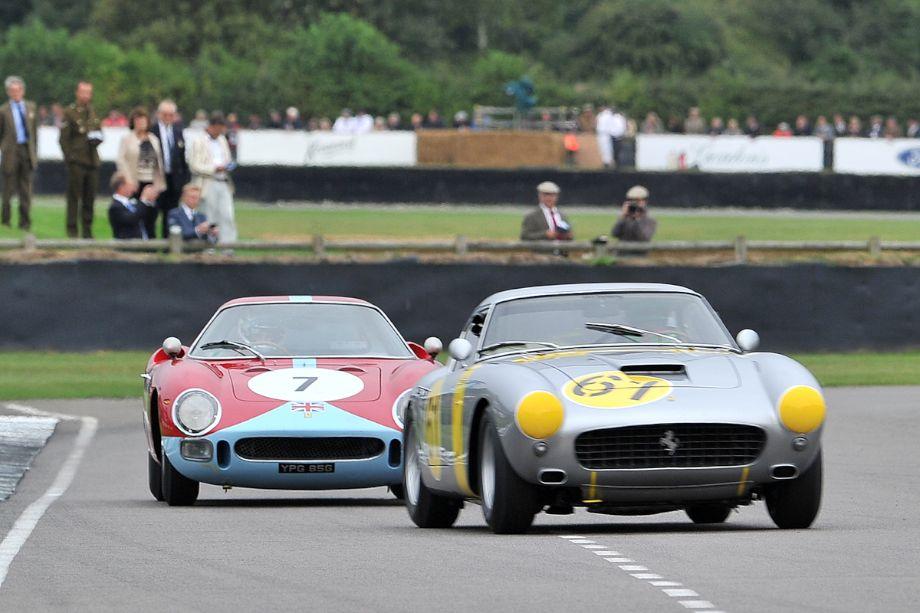 Ferrari 250 GT SWB Berlinetta Competition and Ferrari 250 Le Mans