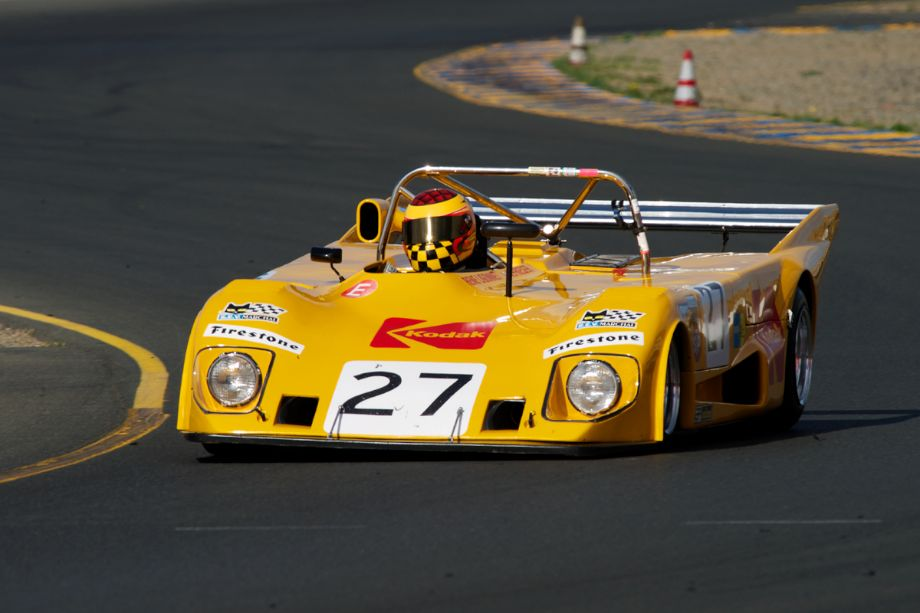 1970 Lola T290 driven by Keith Frieser.