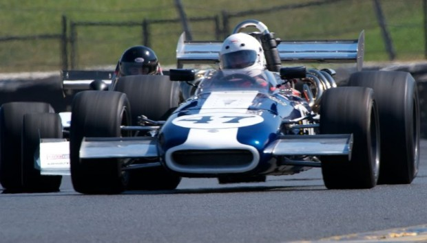Gurney Eagle Mk.5 of Steve Davis