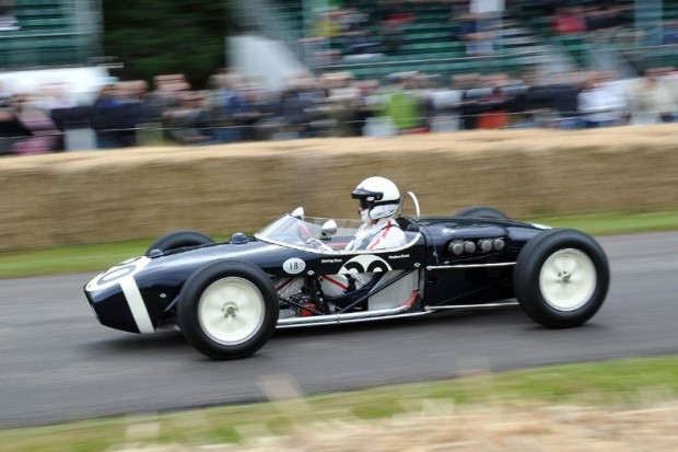 Ex-Rob Walker and Stirling Moss Lotus 18