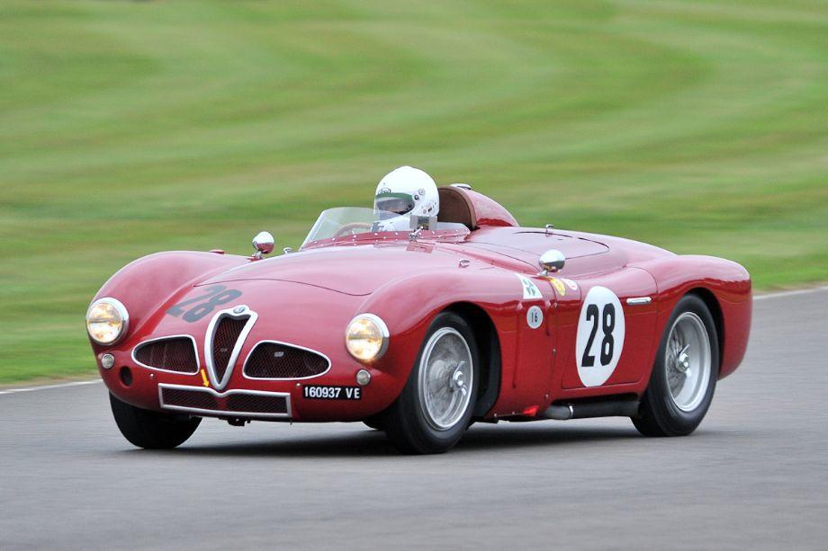 Alfa Romeo 3000 Disco Volante