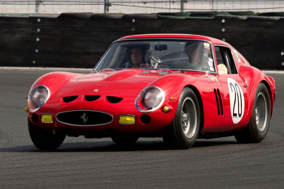 Charity Challenge. When was the last time you had a ride in a car worth north of 50 million dollars? A $375.00 donation got the lucky ones three Hot Laps with Peter Giddings in Tom Price's Ferrari 250 GTO.