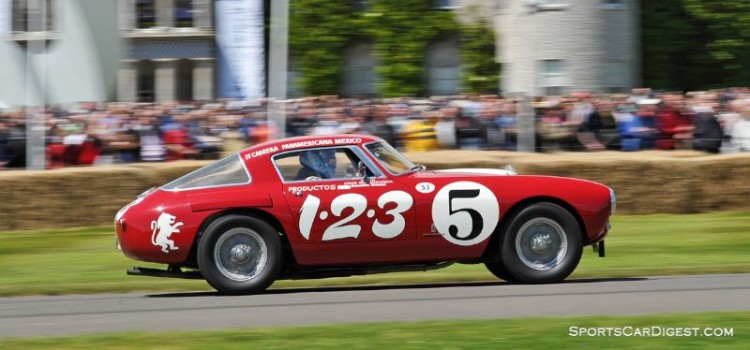 1953 Ferrari 250 MM of Nick Mason