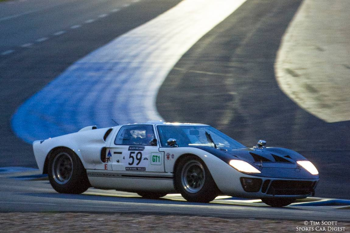 Le Mans Classic 2014 1962 To 1965 Photos Results Report