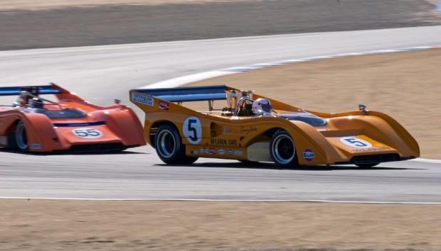McLaren M8F and McLaren MFP
