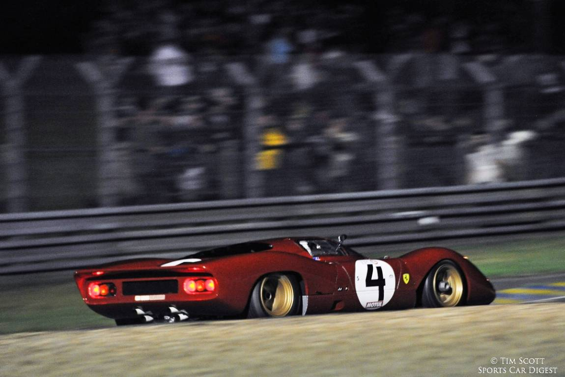 Le Mans Classic 2014 1966 To 1971 Photos Results Report